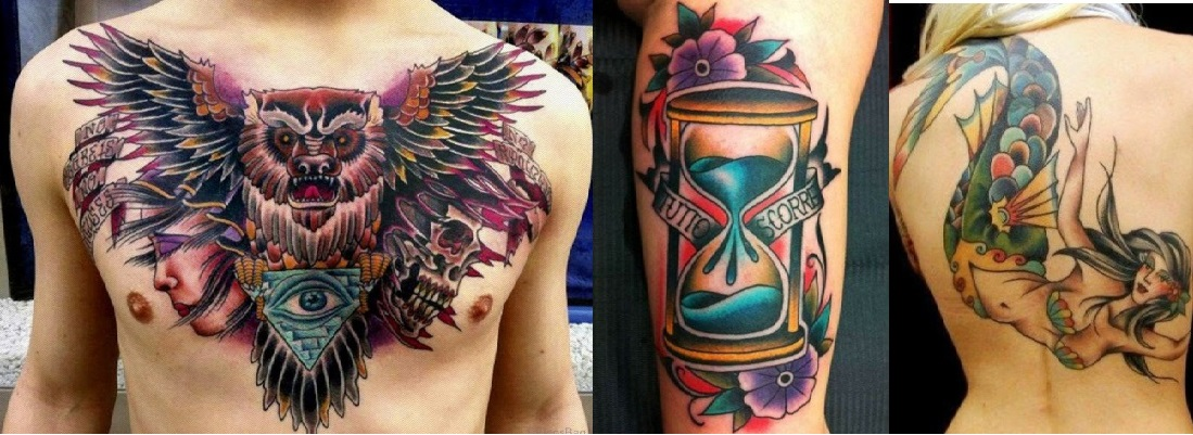 Things To Know More About Colour tattoo