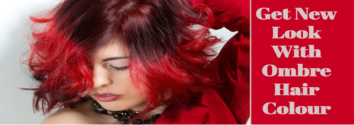 Get New Look With Ombre Hair Colour