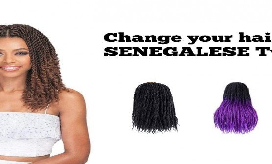 Rock Your Life With Twisting Your Hair By Senegalese Twists