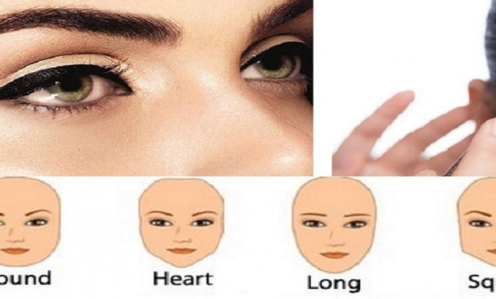 Perfect Eyebrow Shape For Different Face Shape