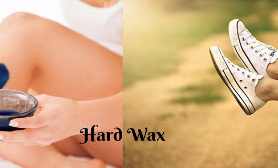 Forget Pain During Waxing- Try Hard Wax